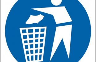cartello-gettare-i-rifiuti-nell-apposito-contenitore