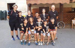 scuola team bike