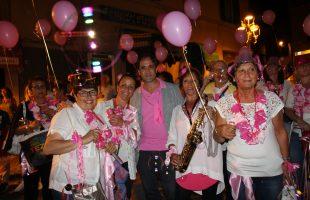 tolfa jazz parata in rosa