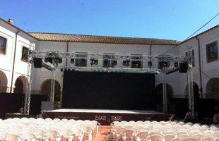 Arena San Marco teatro al chiostro tarquinia