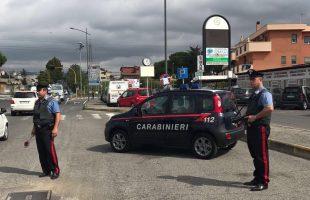 CIVITAVECCHIA - Carabinieri Cerveteri