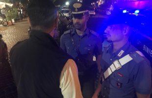 I Controlli dei Carabinieri ai buttafuori nelle discoteche (3)