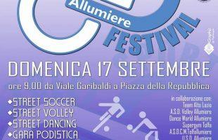street sport festival allumiere