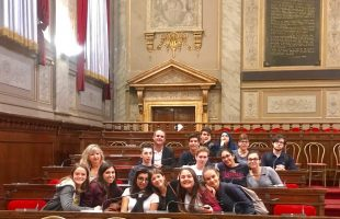 studenti galilei a roma