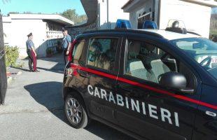 CIVITAVECCHIA - L'intervento dei Carabinieri