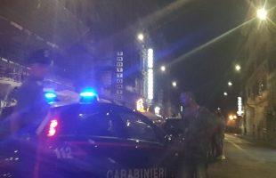 Controlli dei Carabinieri alla Stazione Termini (1)