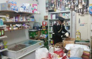 FRASCATI - Controlli dei Carabinieri agli esercizi commerciali (4)