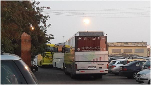 bus turistici stazione