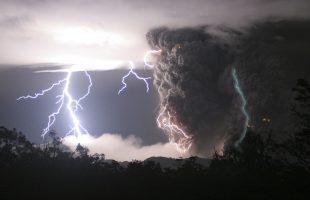 nubi temporalesche