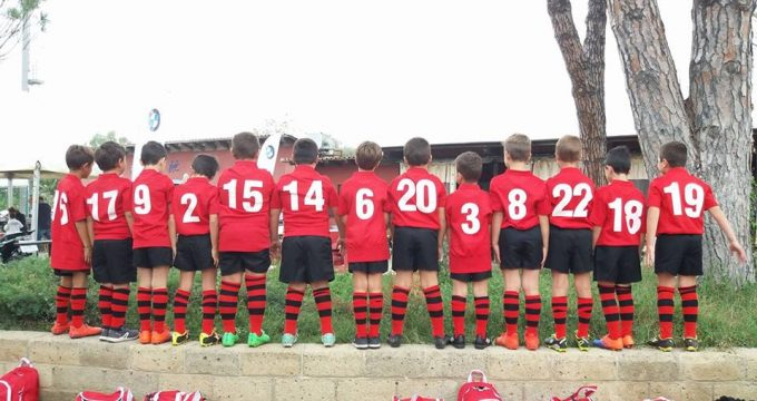 under 12 tuscia rugby