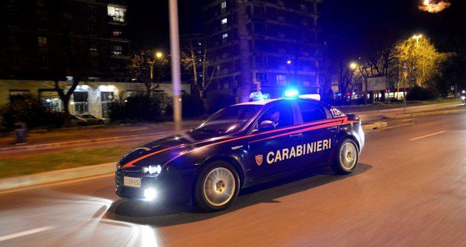 PROVINCIALE - I controlli dei Carabinieri (1)