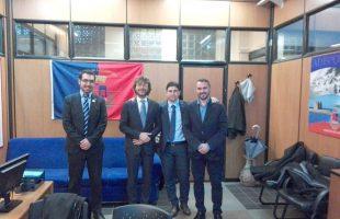 grando delegazione rumena