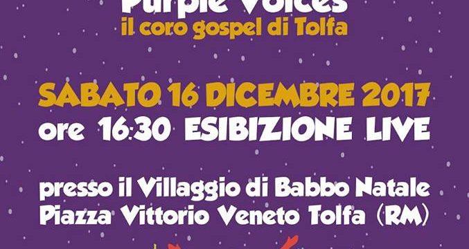 purple voices natale