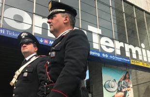 I controlli dei Carabinieri a Termini (2)