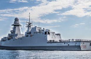 Nave Luigi Rizzo Marina Militare
