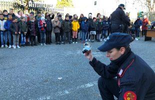 vista scolastica carabinieri