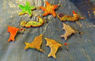 decorazioni stelle marine