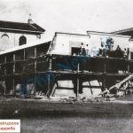 1936 - costruzione del salone cappella