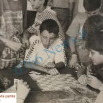 1963 accanite partite a carte e dama