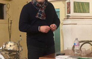 Il consigliere regionale Panunzi