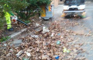 pulizia stradale