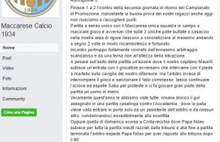 FB maccarese calcio