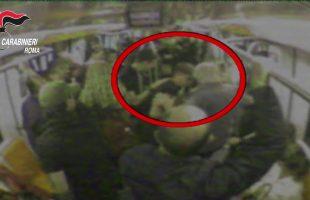 CASILINA - Aggressione in Metro (2)