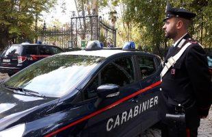 PIAZZA DANTE - I controlli dei Carabinieri