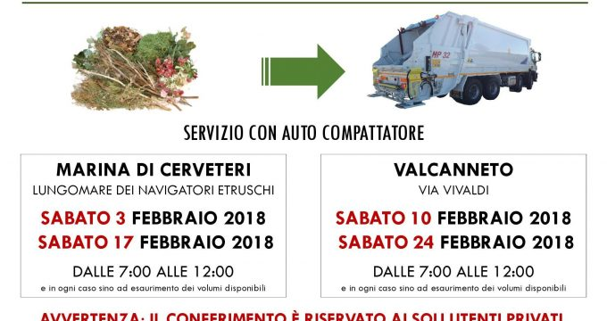 SERVIZIO SFALCI FEBBRAIO2018