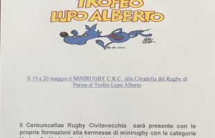 Trofeo lupo alberto rugbyCRC