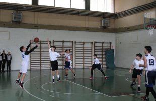 basket scuole