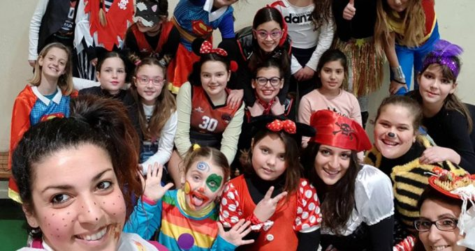 carnevale cv volley