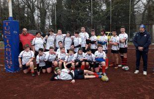 squadra2017-18 tuscia rugby u14