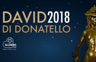 david donatello 2018