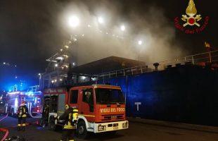 incendio porto