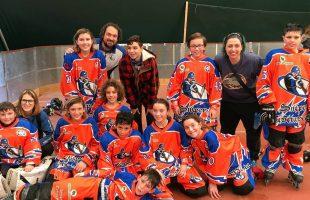 hockey under 12