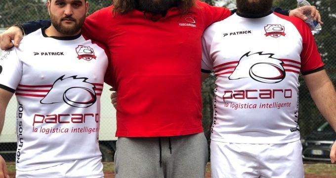 tuscia rugby divise