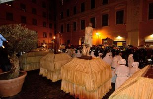 venerdì santo processione
