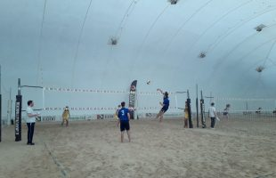 beach volley scuole