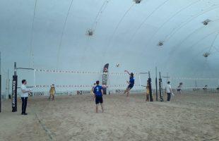 beach volley scuole