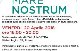 mare nostrum seminario
