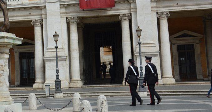 PROVINCIALE - I controlli dei Carabinieri nelle aree di interesse storico (3)