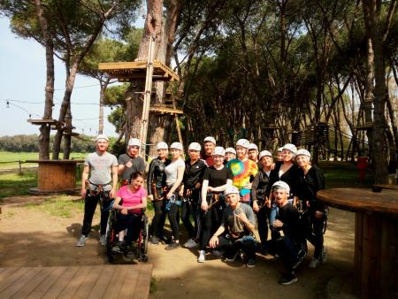 gruppo alberghiero parco fregene
